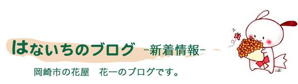 はないちのブログ -新着情報-